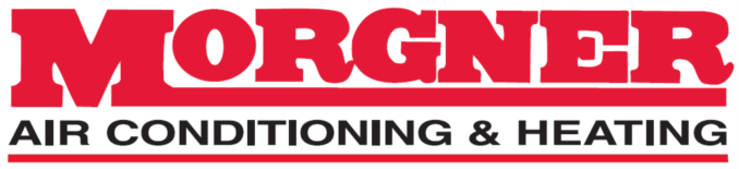 Morgner Inc. Air Conditioning & Heating Logo